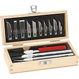X-Acto® 3 Knives and 10 Blades Boxed Basic Knife Set
