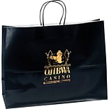 12x16x6 Gloss Shopper Bag