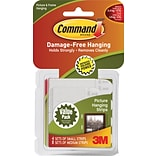 Command™ Small and Medium Picture Hanging Strips