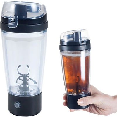 Chef Buddy Auto Mixing Travel Mug with Tornado Action (Double Layer)