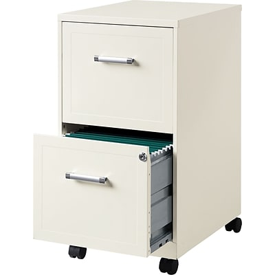 Office Designs 18 Inch Deep 2 Drawer File Cabinet