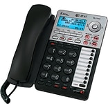 Corded 2-Line Speaker Phone w/Answering System