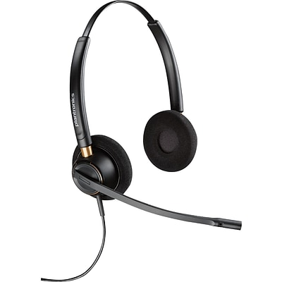 Plantronics HW520 EncorePro Binaural Customer Service Headset