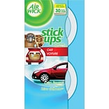 Air Wick® Stick-Ups® Car Air Freshener, Crisp Breeze, 2.1 oz.