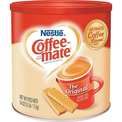 Nestle® Coffee-mate® Coffee Creamer, Original, 56 oz Powder Creamer, 1 Canister