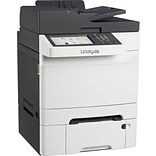 Lexmark™ CX510DTHE Color Laser All-in-One