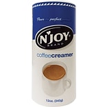 NJOY Non Dairy Creamer 12 oz. Single Canister