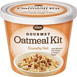 NJOY® Crunchy Nut Instant Oatmeal Cups