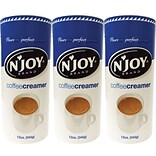 NJoy Non-Dairy Creamer Canister 3-Pack