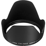 Canon® 2676A002 EW 78BII Cameras Lens Hood For EF 28-135mm and EOS 7D, Black
