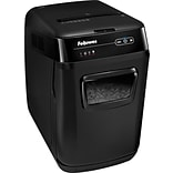 Fellowes AutoMax 130C Auto Feed Cross-Cut Shredder