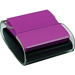 Post-It® Pop-Up Dispenser for 3 x 3 Notes, Black/Clear (WD330)