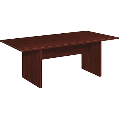 HON® Rectangular Conference Table, Mahogany, 29 1/2H x 72W x 36D NEXT2017 NEXT2Day