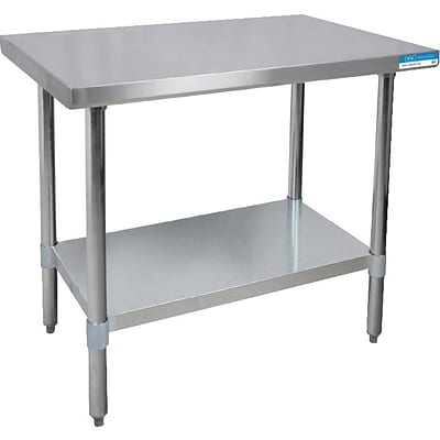 Alera® Stainless Steel Table