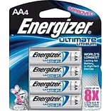 Energizer® Lithium AA Battery 24-Pack