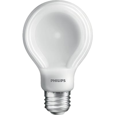 Philips 10.6W LED Directional Lamp, A19 (433276)