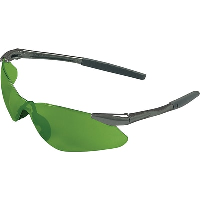 Jackson® Nemesis Safety Glasses, Polycarbonate, IR 5.0, Gunmetal