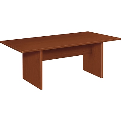 basyx® by HON BL Laminate Series Rectangular Conference Table; Med Cherry