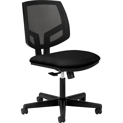 HON® Volt® Mesh Back Office Chairs, Black