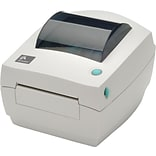 Zebra Technologies® GC420 DT 203 dpi Desktop Printer 6.7(H) x 7.9(W) x 8.2(D)