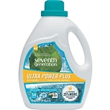 Seventh Generation™ Natural Laundry Detergent, Ultra Power Plus™, Free & Clear, Fresh Scent, 95oz.