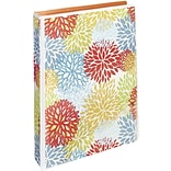 Avery Mini Durable Style Binder with 1 Round Rings, Bright Floral, 5-1/2 x 8-1/2 (18447)