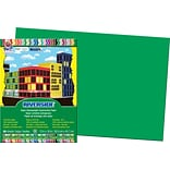 Riverside® Groundwood Construction Paper, 12 x 18, Holiday Green, 25 Sheets