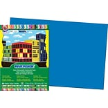 Pacon Construction Paper 12 x 18, Blue, 50 Sheets