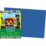 Pacon Riverside Construction Paper 18 x 12, Dark Blue, 50 Sheets (103625)