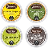 Celestial Seasonings® Tea Variety Pack, Keurig® K-Cup® Pods, 22/Box (6505)