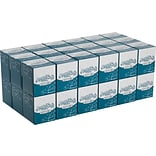 Angel Soft PS Ultra Cube Box Facial Tissue, 36/Cs