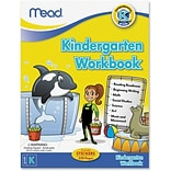 Mead Kindergarten Comprehensive Workbook Education for Science/Mathematics/Social Studies, 320 Pages