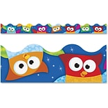 Owl-Stars Collection Terrific Trimmers