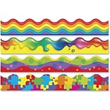 Trend Color Blast Bolder Borders Variety Pack, x 1872, Assorted