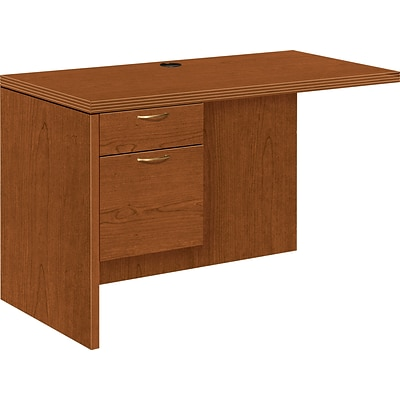 HON® 11500 Series Valido™ Office Collection in Bourbon Cherry; Left Return