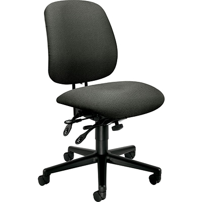 HON® 7700 Series Task Chairs, High Performance, Grey