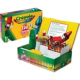 Crayola 120-Count Original Crayons, Assorted Color