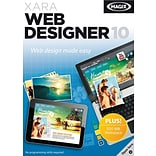 Xara Web Designer 10 for Windows (1 User) [Download]