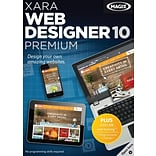 Xara Web Designer 10 Premium for Windows (1 User) [Download]