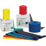 Thera-Band® Latex-Free Active Recovery Kits; Advanced Bands