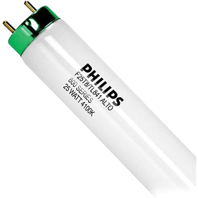 Philips Linear Fluorescent T8 Lamp, 25 Watts, 36, Cool White, 30PK