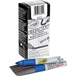 Crayola Visi-Max Dry Erase Markers Blue