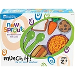New Sprouts, Munch It! My Very Own Play Food, Plastic