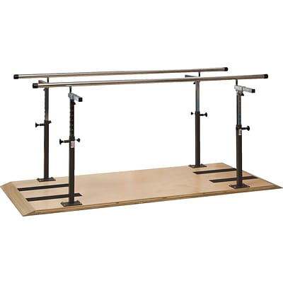 Clinton™ Industries Platform Mounted Parallel Bars; 10