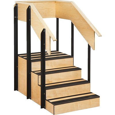 Clinton™ Industries One-Sided Staircase