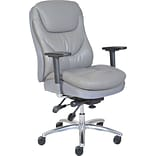 Puresoft Faux Leather Task Chair