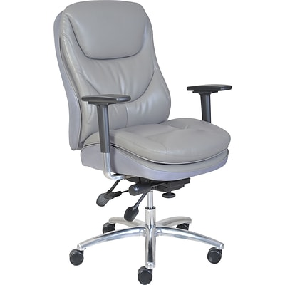 Serta® Smart Layers™ Commercial Series - 600 Task Chair; Puresoft® Faux Leather