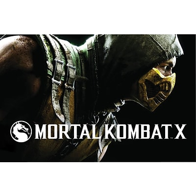 Take-Two Mortal Kombat X; PS4 (42511)