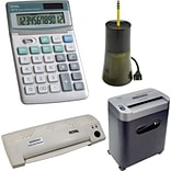 Royal Small Business Kit with 112MX Shredder