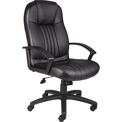 Boss High Back Leather Plus Executive Chair